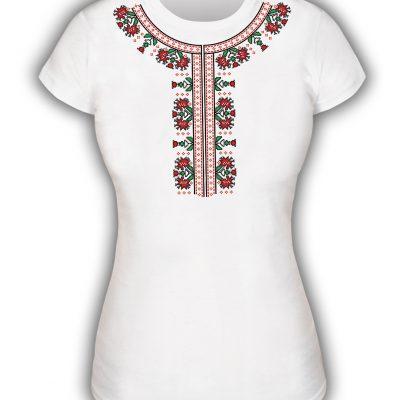 Дамска тениска с послание